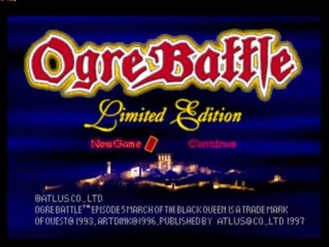 Ogre Battle: The March Of The Black Queen [00] Backstory
