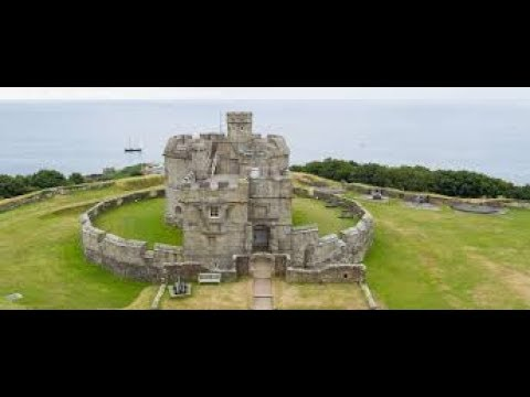 Seige Of Pendennis Castle Falmouth English Heritage