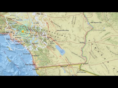 4.4 earthquake strikes 2.7 miles north of La Verne