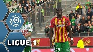 RC Lens - AS Saint-Etienne (0-1)  - Résumé - (RCL - ASSE) / 2014-15