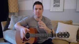 """""""19 You and Me"""" Beginner Guitar Lesson (Dan + Shay)"""