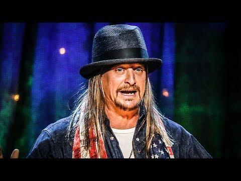 Senator Kid Rock? It's More Plausible Than You Think - The Ring of Fire