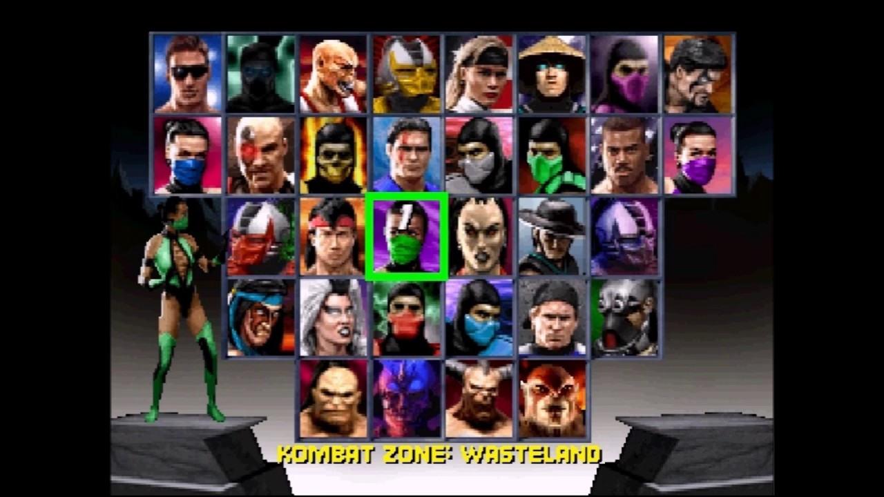 Mortal kombat trilogy playthrough 1/2 (psx) youtube.