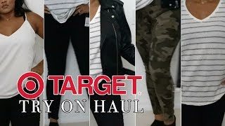 Target Fall Try On Clothing Haul | Wild Fable | ariellethalia