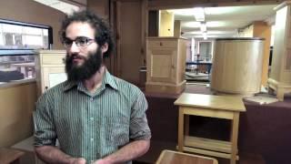 Felix - Apprentice Cabinetmaker