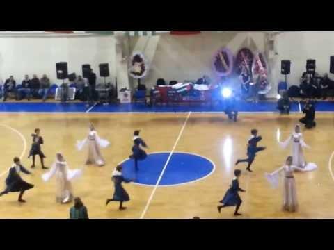 ABAZA-4 (Abhazya Devlet Halk Dansları Çocuk Grubu)  [Kadıköy 20.04.2013]