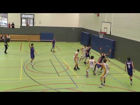 American School of the Hague (ASH) Varsity Basketball ISSTs Highlights