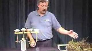 Extracting Soil Microfauna - Terry Tollefson