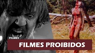 FILMES BIZARROS QUE FORAM PROIBIDOS NO BRASIL E NO MUNDO