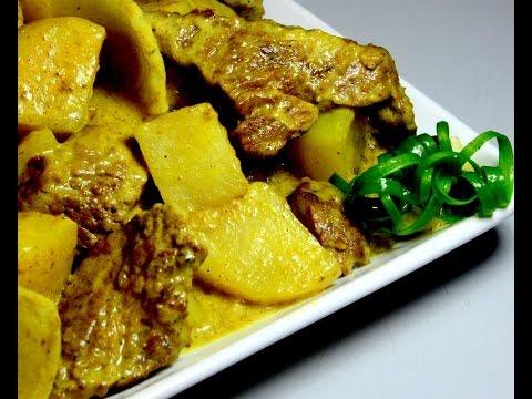 Curry Beef Brisket