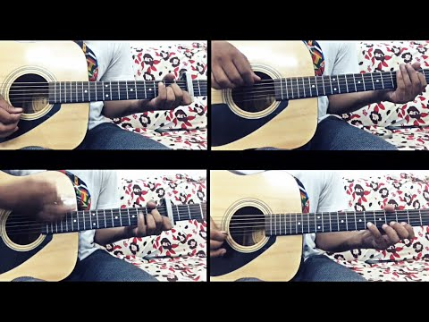Technical Guruji Rap Song Guitar Lesson with Tabs | 2 CHORDS | Ek Kahani Mujhe Sabko Batani Hai