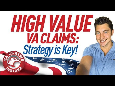 """va-claims-insider-presents:-""""high-value-va-claims-and-why-the-right-strategy-is-key""""-(new-tips!)"""