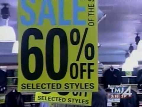 JS OnAir: Bargain Store Shopping