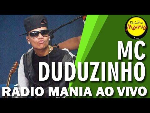 🔴 Radio Mania - MC Duduzinho - Paradinha