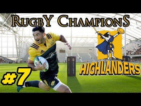 NEHE NIGHTMARE - Highlanders Career #7 - Rugby Champions |