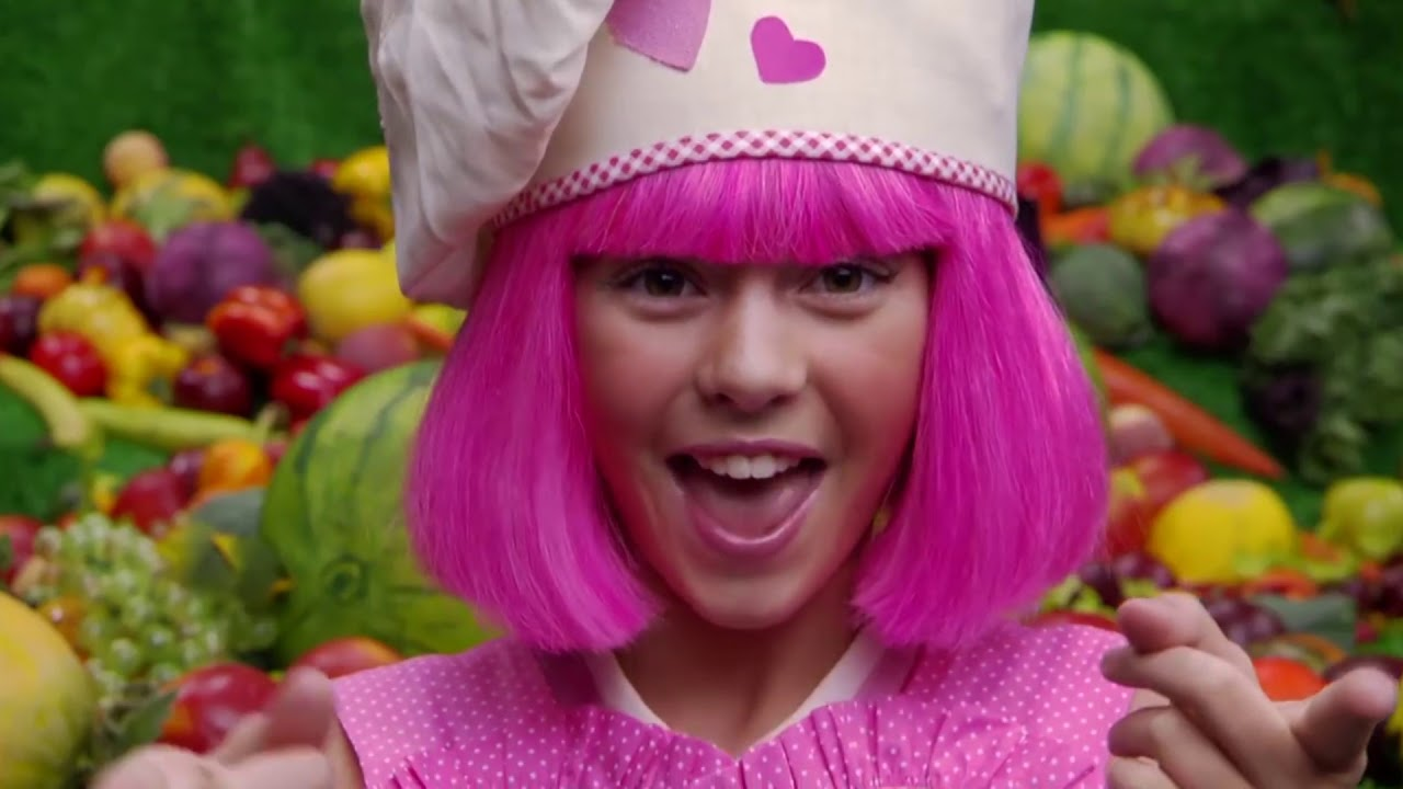 LAZY TOWN MEME THROWBACK - Let's Go - Lazy Town Songs for ...