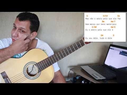 🎵 Música Jó | Midian Lima | Cifra E Aula De Violão | 1ª Parte