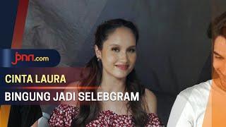 Cinta Laura Kesulitan Jadi Selebgram di Imperfect The Series 2