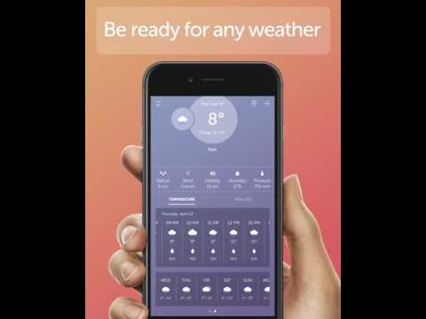 UltraWeather Pro: Forecast & Map