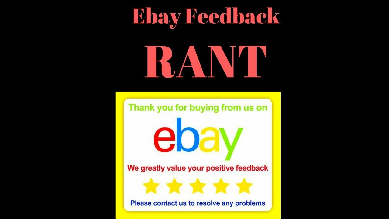how to search feedback ebay