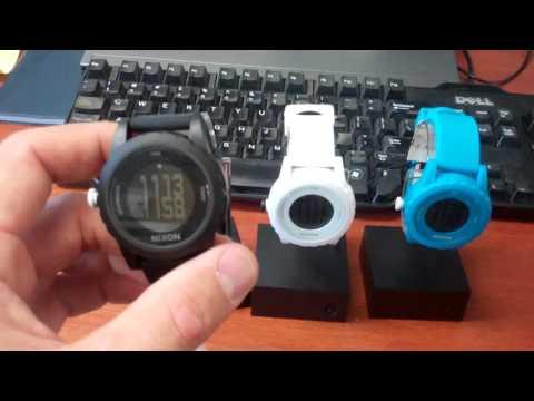 54ddcd786 Nixon Genie Watch - Stylish & Unique - Available At HansenSurf.com - YouTube