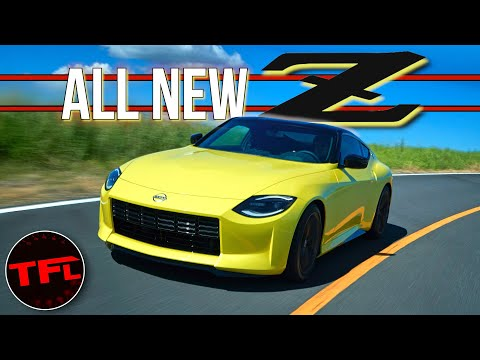 Global Debut: Did Nissan Get It Right? Is The New Nissan Z a Toyota Supra Killer?