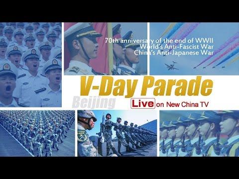 China V-Day Parade 2015