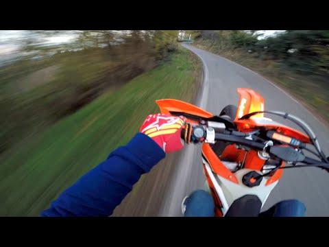 2 Stroke Power Wheelie - KTM