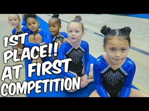 Coach Life: First Place Gymnastics Team!| Rachel Marie