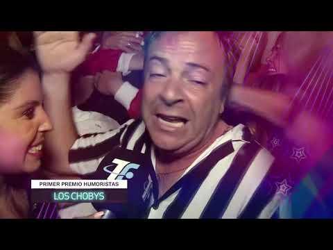 Los Choby's – Primer Premio Carnaval 2020 – Humoristas