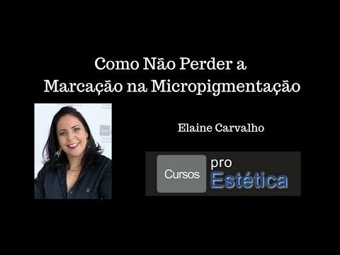 Vídeo Cursos de micropigmentação