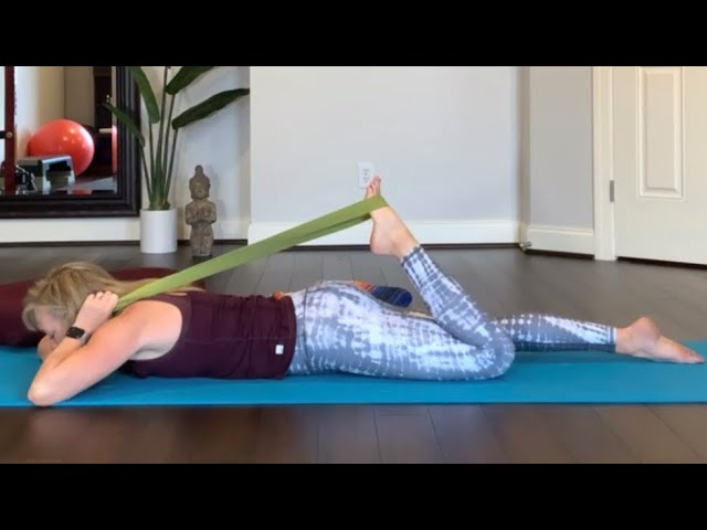 Restorative Yoga E43 Balance the Nervous System (f031221)