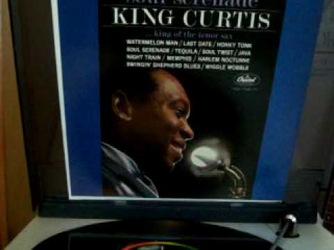 King Curtis - Soul Serenade (1964)