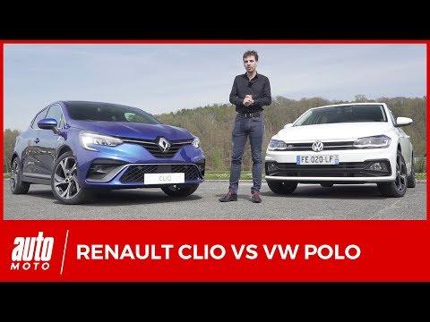 Renault Clio vs