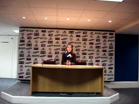 Visite Chelsea - Press Conference Room
