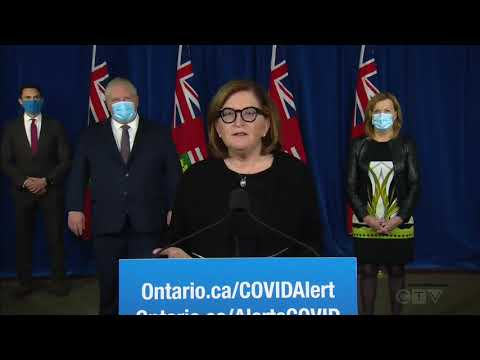Health official calls Ontario's latest COVID-19 numbers 'scary'   More than 4K new cases recorded
