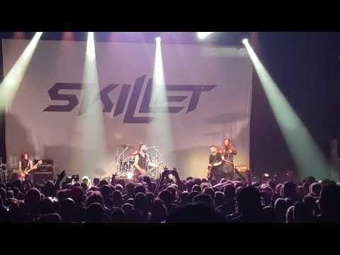 Rebirthing- Skillet Live at the Forum Melbourne 2018
