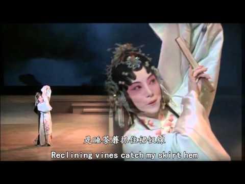 The Peony Pavilion of Kunqu Opera