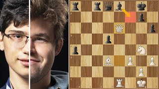 Battle For The Future: Heart and Soul || Carlsen vs Firouzja || Tata Steel (2021)
