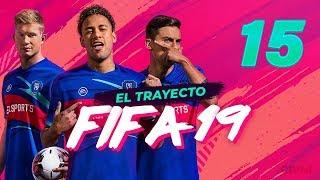 Portada de Cristiano Ronaldo vs el Real Madrid - FIFA 19 - El Camino | EP 15 | Alex