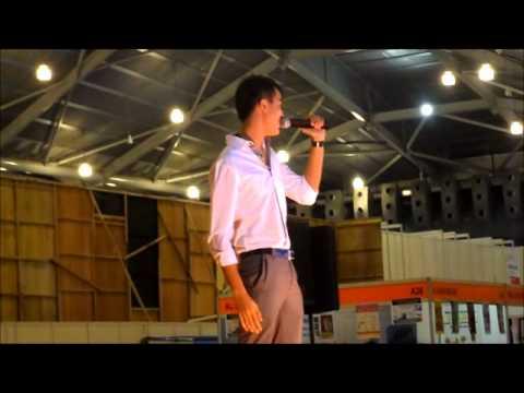 Aliff Aziz: Cinta Arjuna @ SG EXPO (16th June 2011)