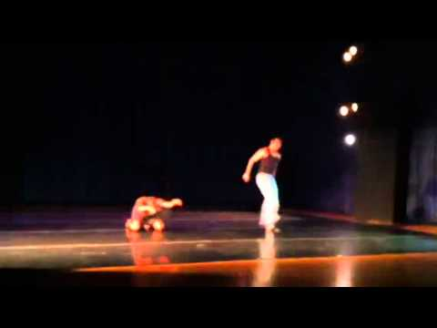 Justin nozuka Save Him- Brad's Dance