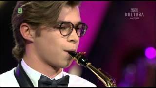 Łukasz Dyczko -  ANDRÉ WAIGNEIN - Rhapsody na saksofon i orkiestrę, część I (Młody Muzyk Roku Finał)