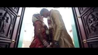 Vijay & Mahes | Singapore Hindu Wedding Cinematic Video Trailer