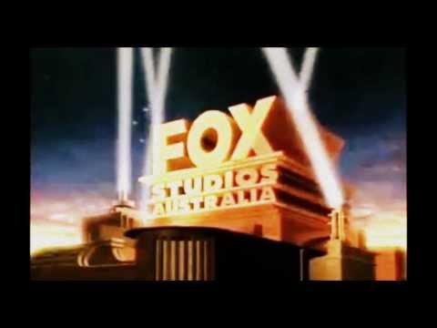 Fox Studios Australia Logo EXTENDED)