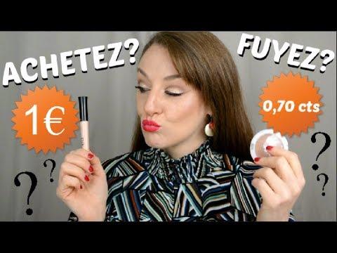 fuyez ou achetez 0 70 cts une poudre maquillage petit prix youtube. Black Bedroom Furniture Sets. Home Design Ideas