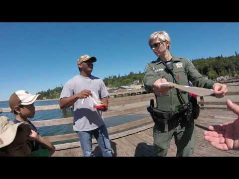 fishing and crabing redondo washington pier
