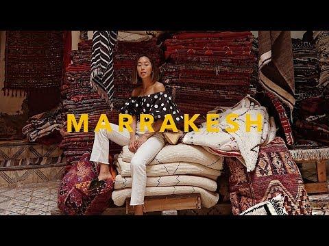 Marrakesh Travel Guide - Vlog#48 | Aimee Song
