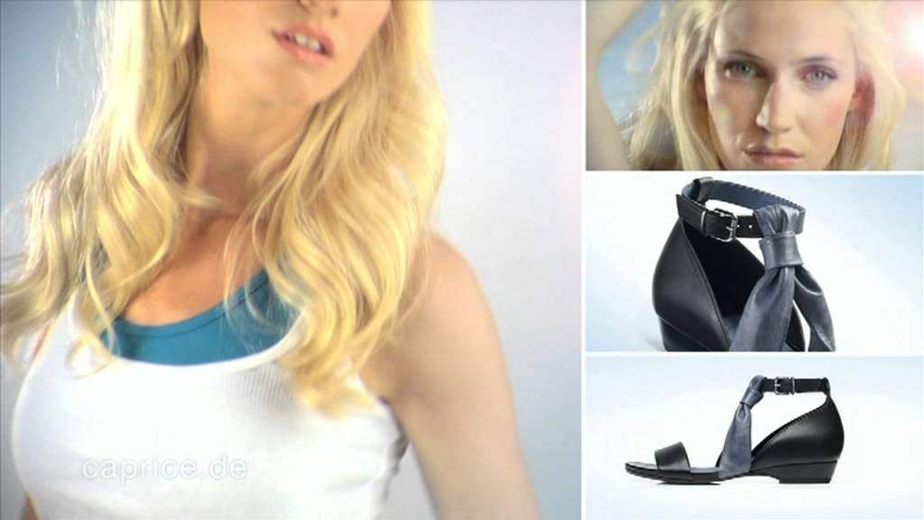 best website outlet on sale more photos Caprice Frühjahr Sommer 2011 bei RIES SCHUHE - YouTube