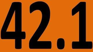 КОНТРОЛЬНАЯ 13 АНГЛИЙСКИЙ ЯЗЫК ДО АВТОМАТИЗМА УРОК 42 1 УРОКИ АНГЛИЙСКОГО ЯЗЫКА